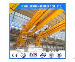 Double Beam Overhead Crane Drawing With Overdsea Service