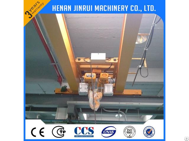Double Girder Bridge Crane 50 Ton China Manufacturer