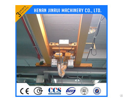 Double Girder Bridge Crane 50 Ton China Manufacturer