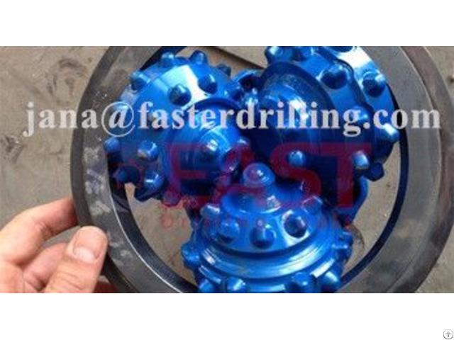 Tricone Drill Tungsten Carbide Insert Roller Cone Bit