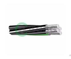 Aluminum Alloy Cable Mhf