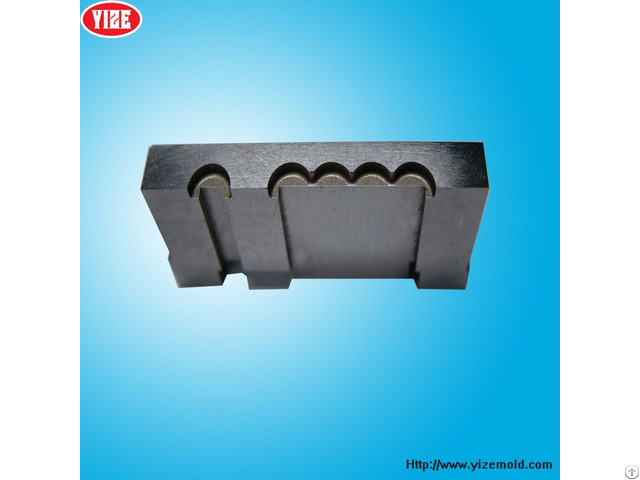 Mitsubishi Mold Accessories Precision Mould Part In Dongguan