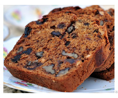 Egg Free Spicy Plum Cake Mix