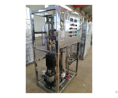 Water Treatment System 0 5tph Ro Equipment