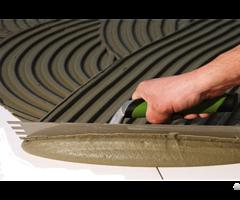 White Powder Flooring Tile Adhesive