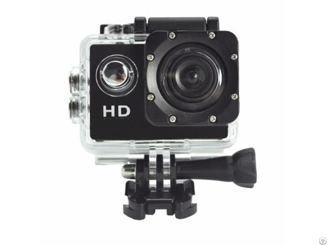 Dtc D15 Waterproof 1080p Mini Action Camera