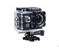 Dtc D15b Waterproof Fhd 1080p Mini Sports Underwater Action Camera