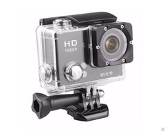 Dtc D17w Spca6330 Wireless Mini Outdoors Motorcycle Video Recorder