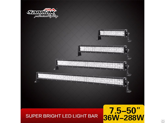 Double Row Led Light Bar