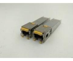 10g Copper Rj45 Port Sfp 10 Gigabit Ethernet Optical Module Huawei Compatible