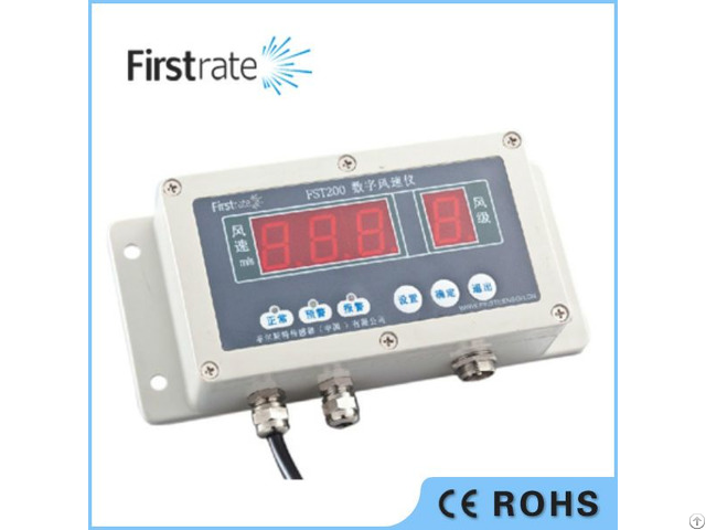 Fst200 211 Wind Speed Alarm Control With Display