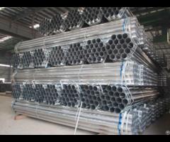 Steel Gi Pipe In China Dongpengboda