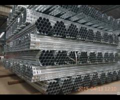 Pre Galvanized Steel Pipe For Greenhouse In China Dongpengboda