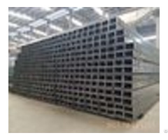 Hot Rolled Welded Square Pipe In China Dongpengboda
