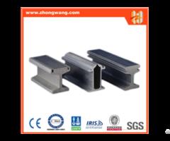 Aluminum Extrusion Profiles For Subway Conductor Rail