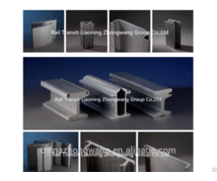 China Zhongwang Top Aluminium Alloy Extrusion Profile