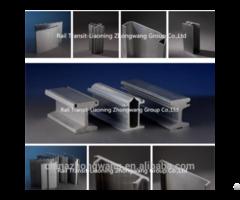 China Zhongwang Top Aluminium Alloy Extrusion Profile