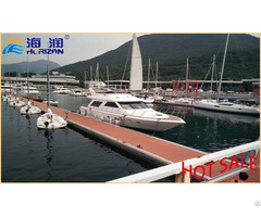 Hot Sale And Stable Aluminum Alloy Frame Floating Pontoon