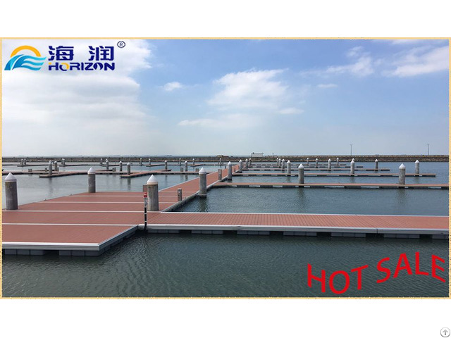 High Quality Aluminum Alloy Floating Pontoon