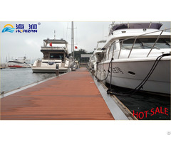 Durable Floating Pontoon Made In China