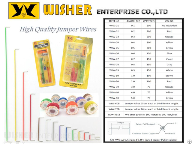 Jumper Wire 22 Awg