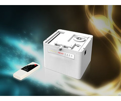 White Pe Aroma Diffuser For Ac Celing