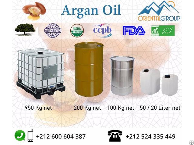 Organic 100% Pure Argan Oil Manufacturers