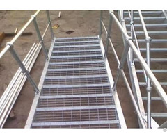 Stair Tread Steel Grating