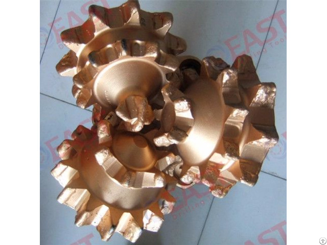 Api Milled Tooth Rock Roller Bit