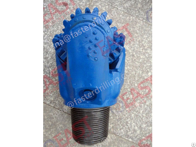 Api Milled Steel Tooth Drilling Rock For Oil And Gas Well Drill Bit