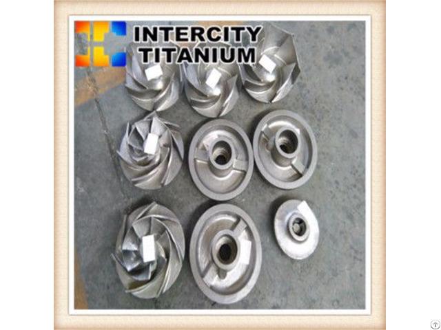 China Titanium Investment Casting Manufacturers