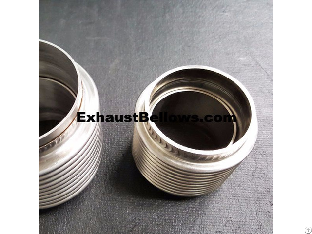 Exhaust Bellows Manifold Flex Coupling Oem To American Top 3
