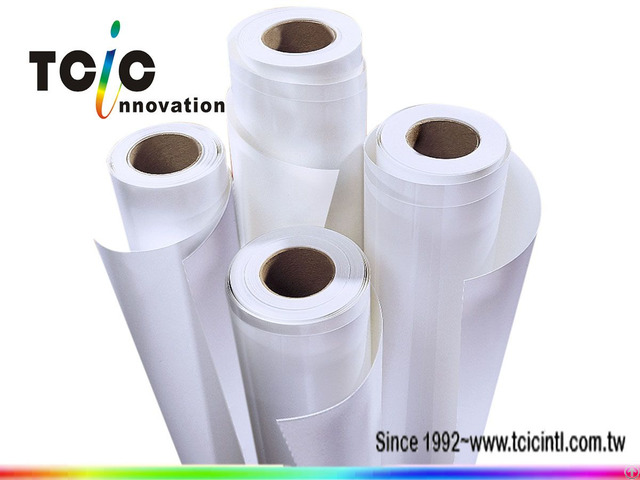 Inkjet Printed Eco Solvent Pp Film In Taiwan