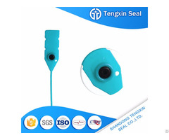 Adjustable Tight Plastic Seal Tag With Iso