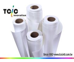 Inkjet Solvent Mirror Banner Fabric