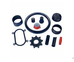 Rubber Molding Part Nr Sbr Nbr Epdm Hnbr Oem Odm Available