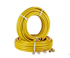 Csst Flexible Hoses For Gas With Yellow Cover