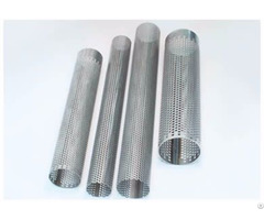 Perforated Tube Ideal For Filters