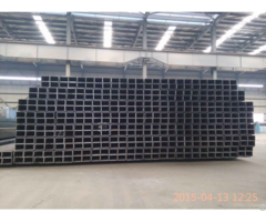 Hollow Section Rectangular Pipe In China Dongpengboda