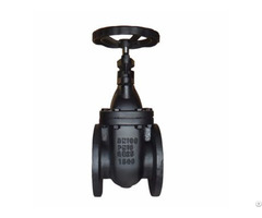 Non Rising Stem Metal Seat Gate Valve