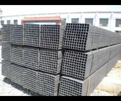 Steel Box Section En10219 In China Dongpengboda