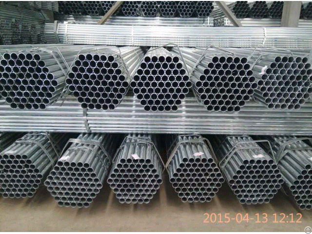 For Middle East Galv Thinner Wall Pipe In China Dongpengboda