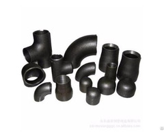 Pipe Fittings Elbow Tee Reducer Cap