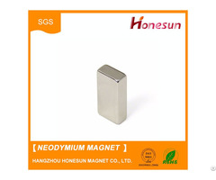 High Quality Super Strong Permanent Neodymium Magnet For Sale