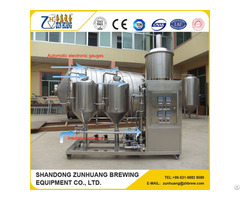 Wholesale Beer Brewing Equipment 50l Micro Brewery