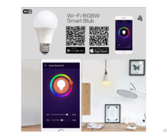 New Design Smart Wifi Bulb With Great Price