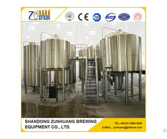 Turn Key Project Beer Brewing 1000l Micro Brewery Equipment