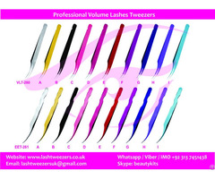 Professional Volume Lashes Tweezers