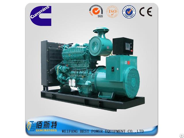 Cummins 100kw Diesel Generator Set