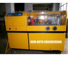 High Pressure Common Rail Injection Pump Test Bench